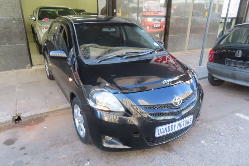 Toyota Yaris sedan 1.3 Zen3 Spirit 2008