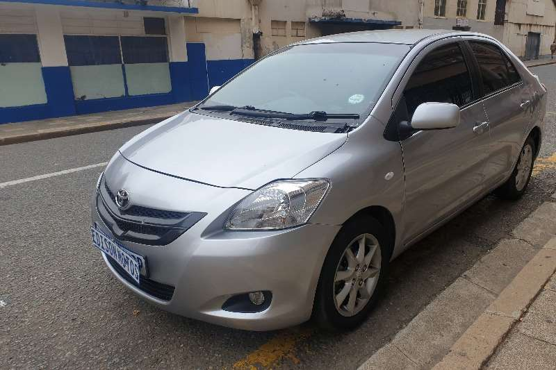 Toyota Yaris sedan Zen3 2008