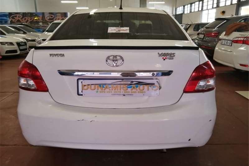Used 2010 Toyota Yaris sedan Zen3