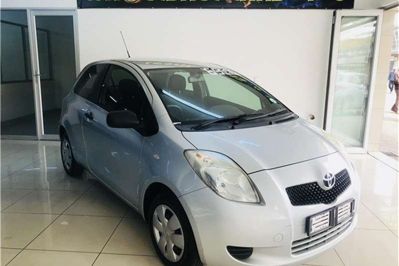 Toyota Yaris T1 3DR A/C 2008