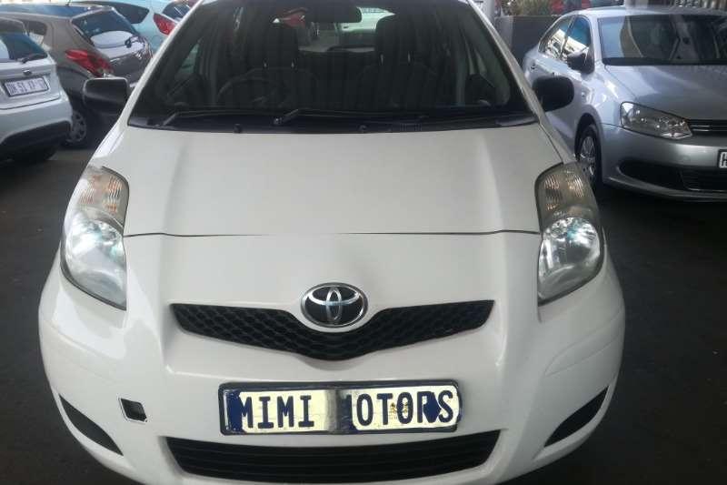 Toyota Yaris T3 2010