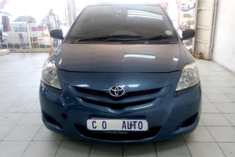 Toyota Yaris T3 2013