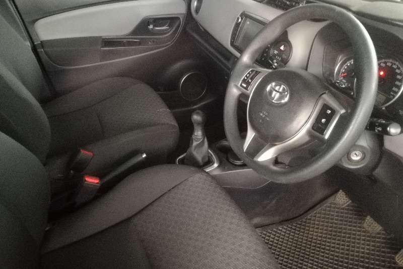 Toyota Yaris t3 2015