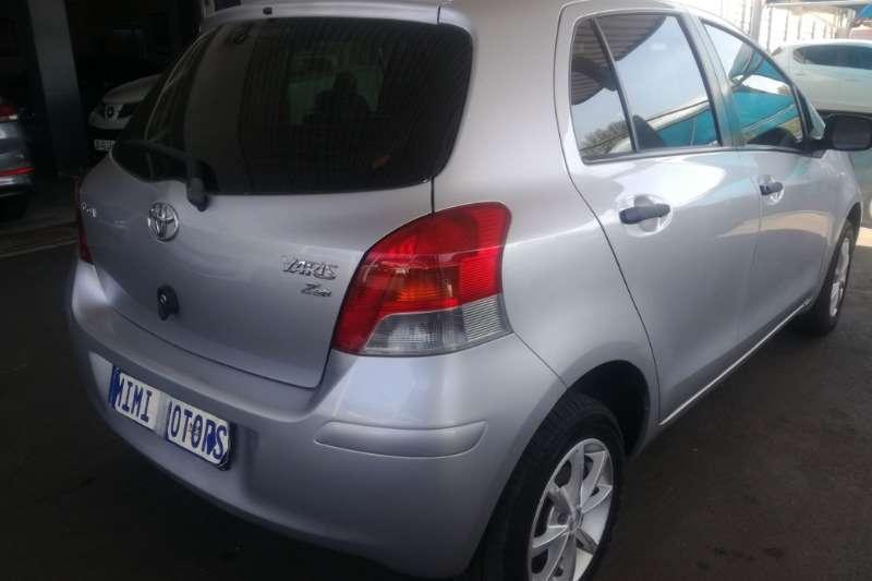 Toyota Yaris T3 Zen 2011