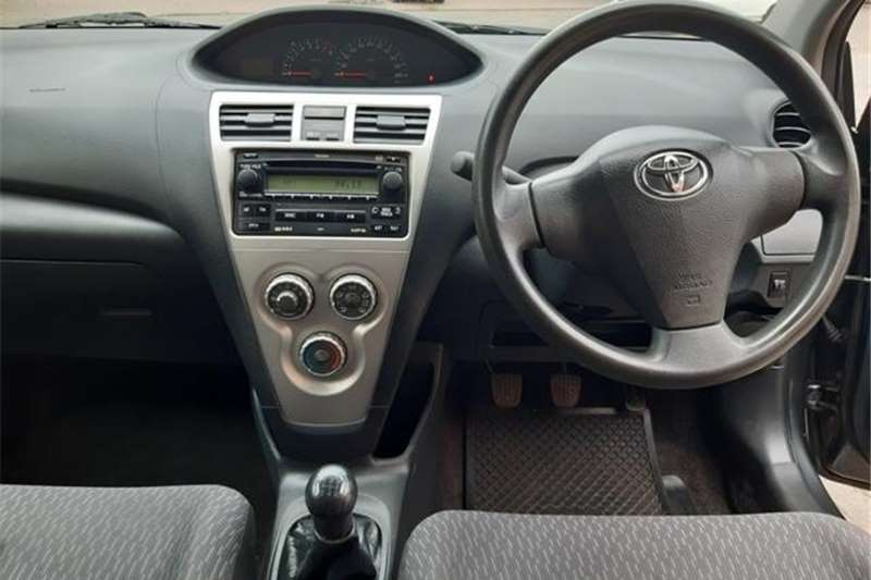 Toyota Yaris ZEN3 ACS 2012