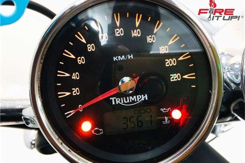 Triumph Rocket 3 2009