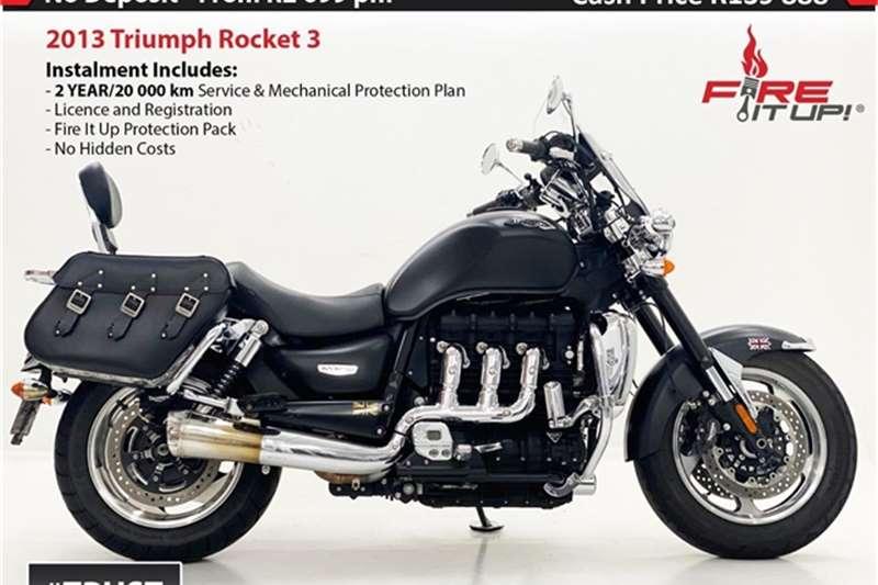 Triumph ROCKET 3 2013