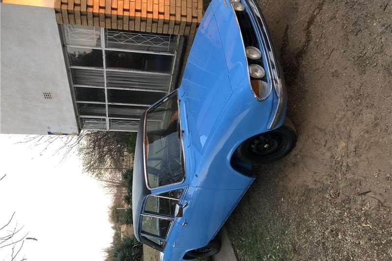Triumph TR3 1976