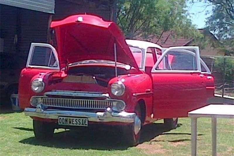 Vauxhall Velox 1952