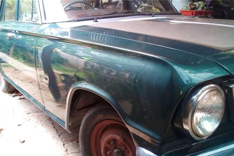 Vauxhall Velox 1963