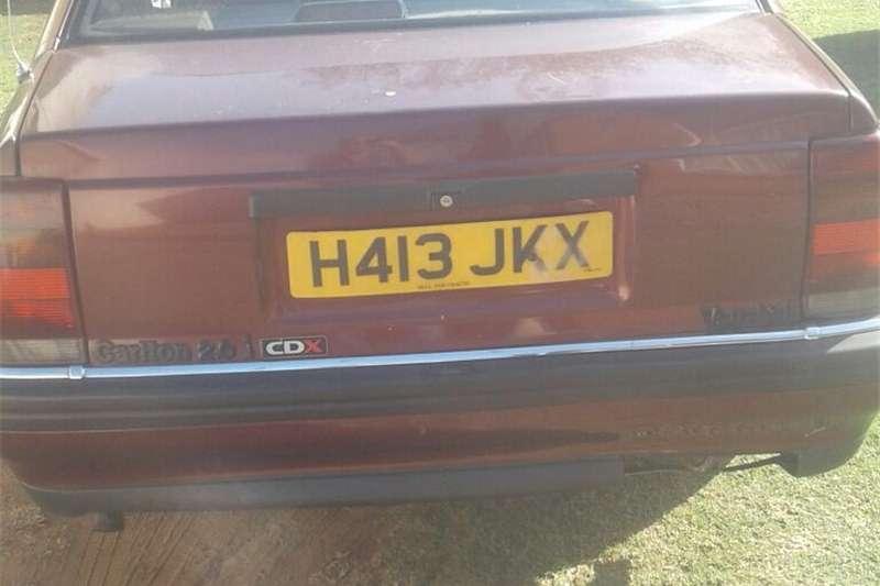 Vauxhall Velox 1991
