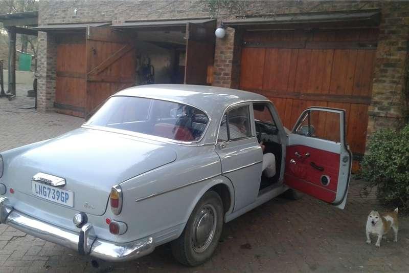 Volvo 122 1963