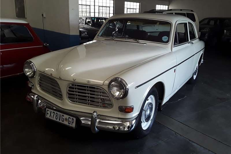 Volvo 122 1968