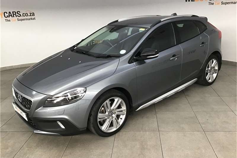 Volvo Cross Country V40  D3 Excel 2015