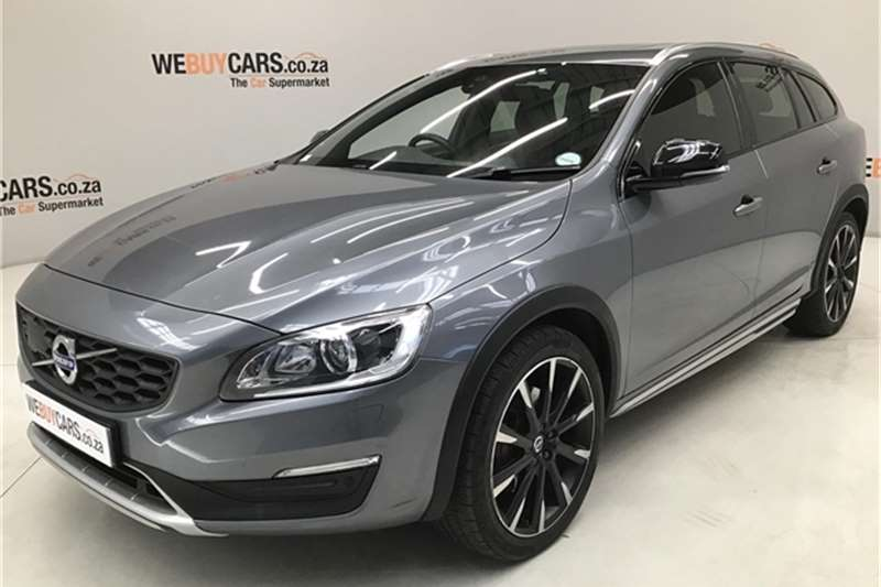 Volvo Cross Country V60  D4 AWD Inscription 2018