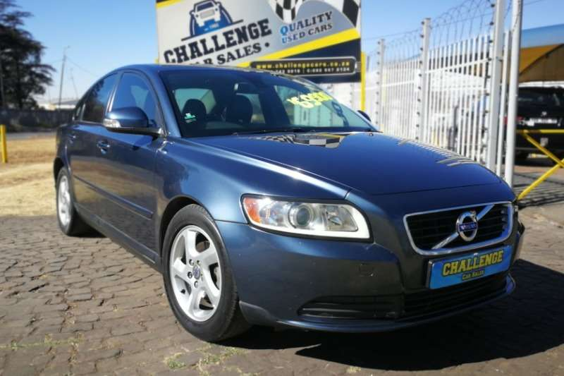 Volvo S40 1.6D DRIVe 2010