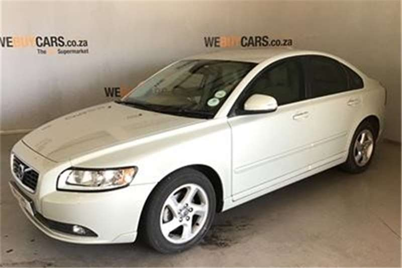 Volvo S40 2.0 Powershift 2012