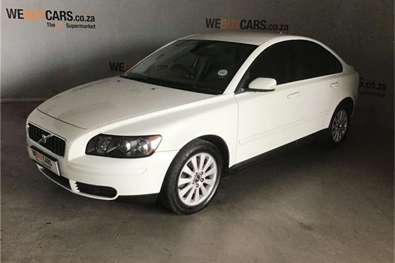 Volvo S40 2.4i Geartronic 2004