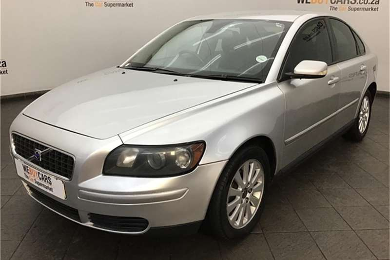 Volvo S40 2.4i Geartronic 2005