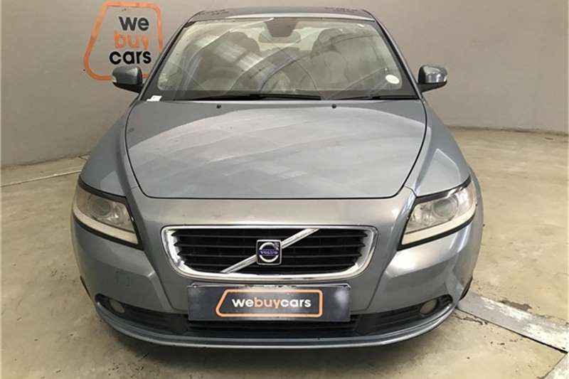 Volvo S40 2.4i Geartronic 2008