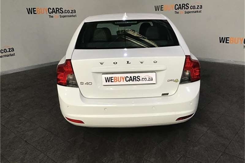 Volvo S40 D2 DRIVe 2012