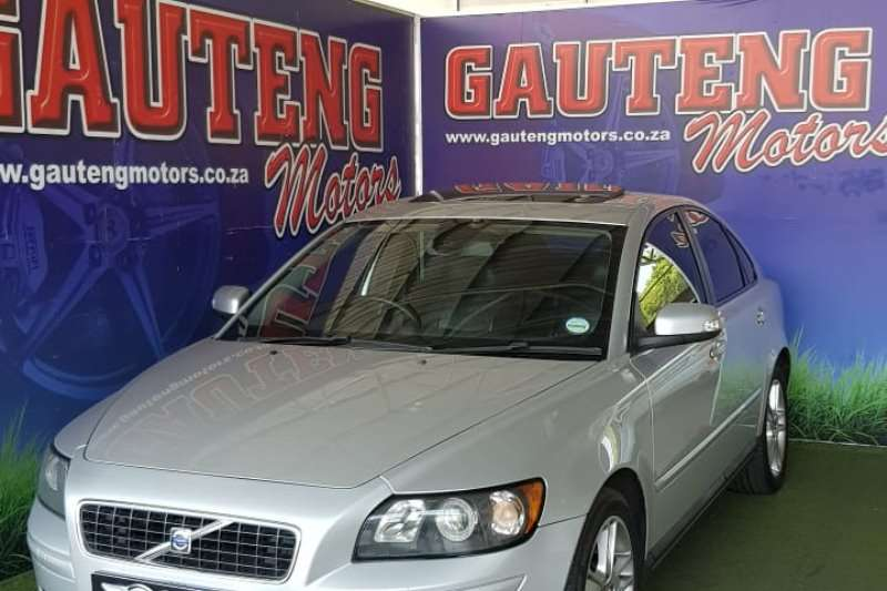 Volvo S40 D5 A/t 2007