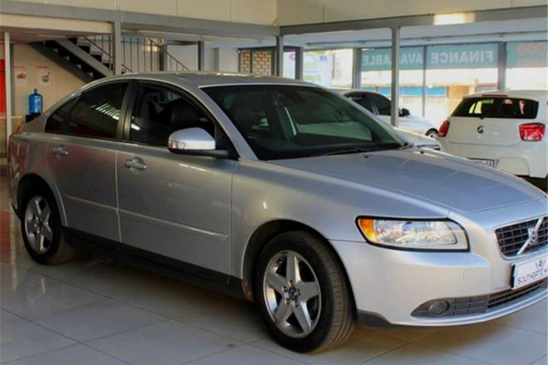 2009 Volvo S40 2.0 Powershift