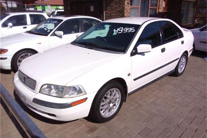 Volvo S40 T 4 2001