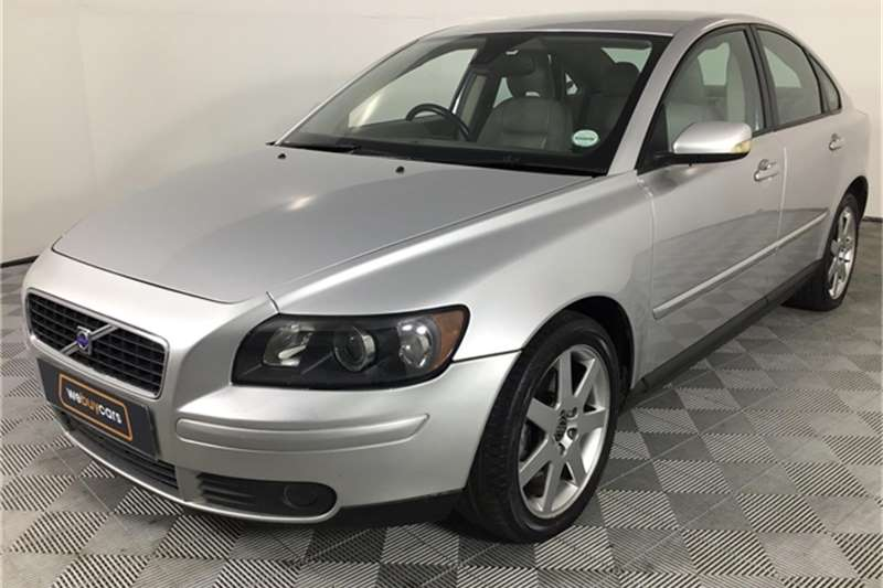Volvo S40 T5 Geartronic 2005