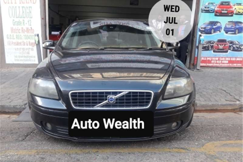 Volvo S40 T5 Geartronic 2006