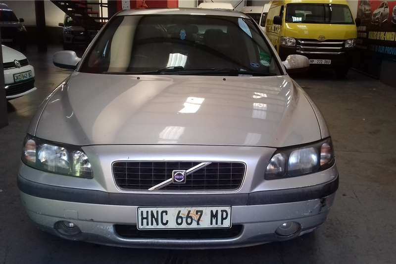 Volvo S60 2.0T automatic 2002