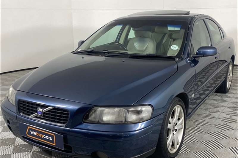 Used 2006 Volvo S60 2.0T automatic