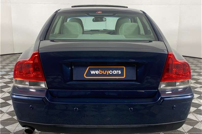 2006 Volvo S60 S60 2.0T automatic