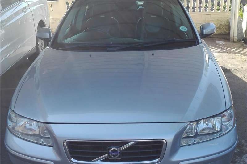 Volvo S60 2.0T automatic 2007
