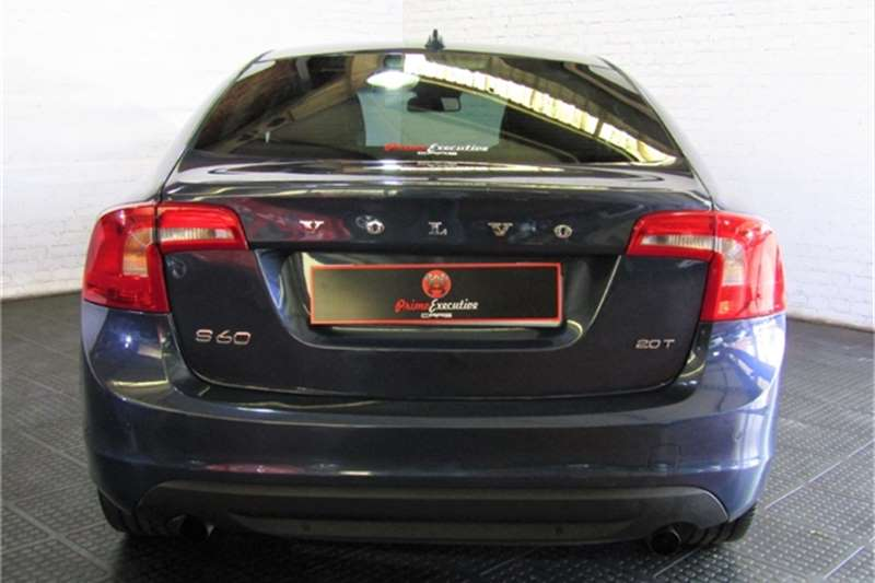 Volvo S60 2.0T automatic 2010