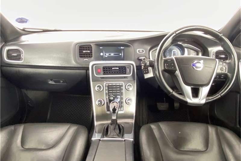 2015 Volvo S60 S60 D4 Elite auto