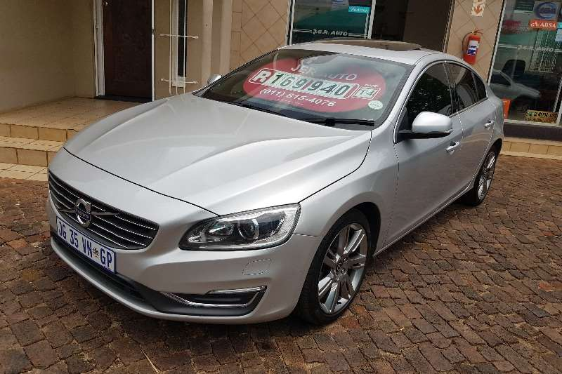 Volvo S60 D4 Elite geartronic 2014