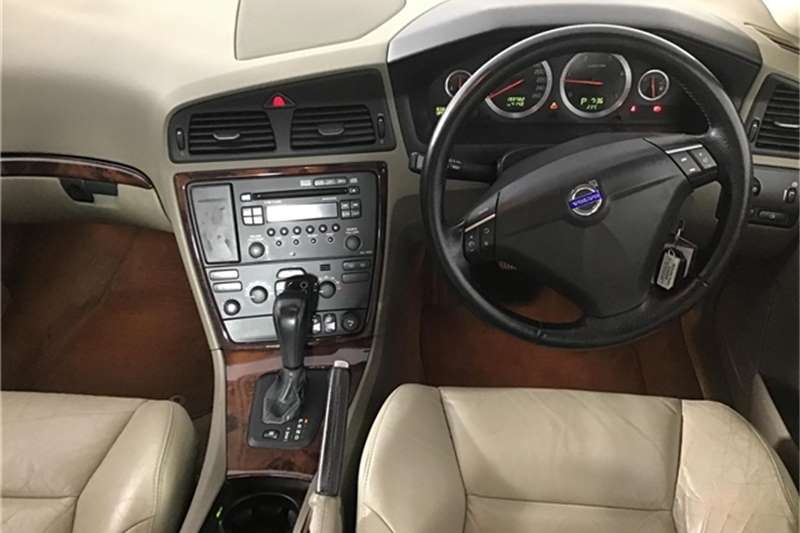 Volvo S60 D5 Geartronic 2007