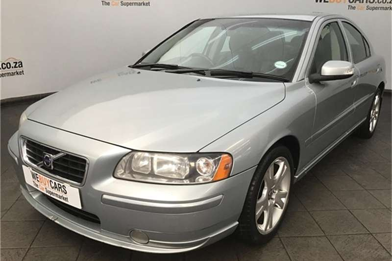 Volvo S60 D5 Geartronic 2008
