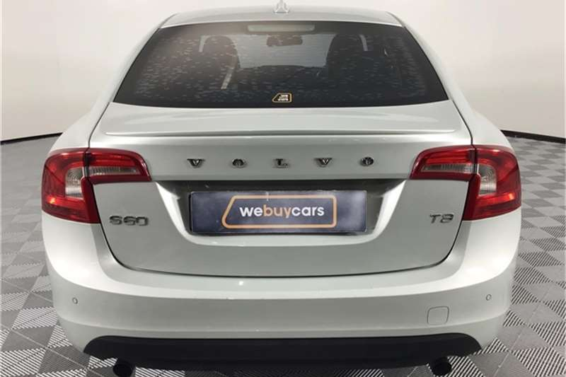 Volvo S60 T3 Excel 2012