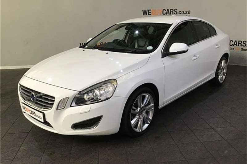 Volvo S60 T3 Excel 2013