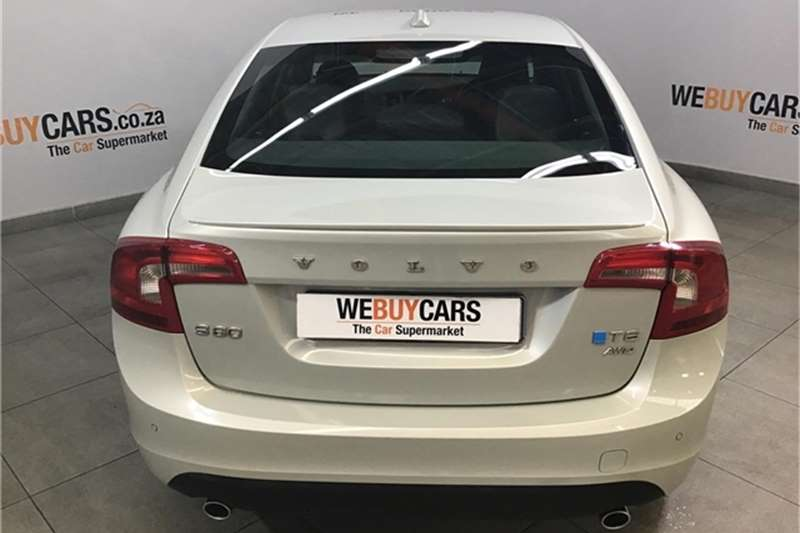 Volvo S60 T6 AWD Essential 2012