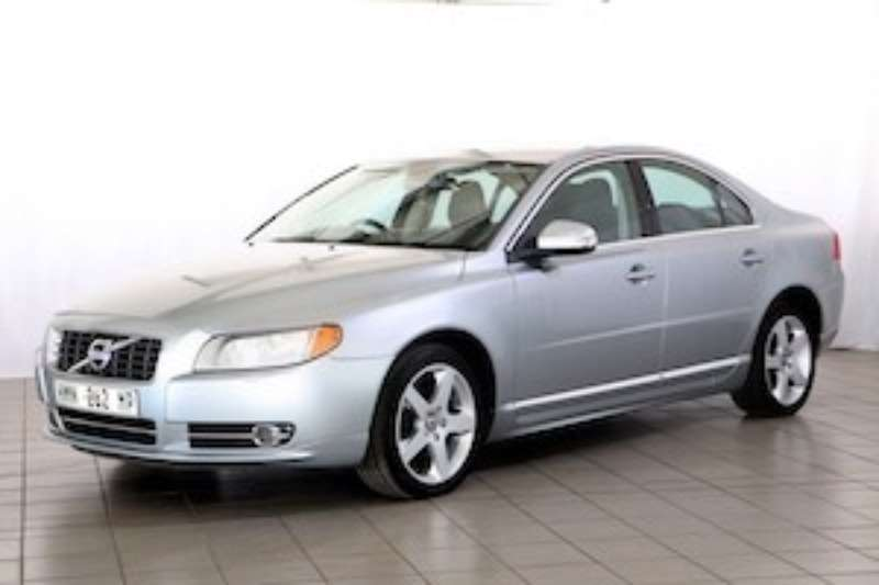 Volvo S80 2.5 T GEARTRONIC 2010