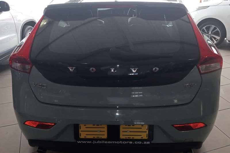 Used 2016 Volvo V40 T3 Momentum auto