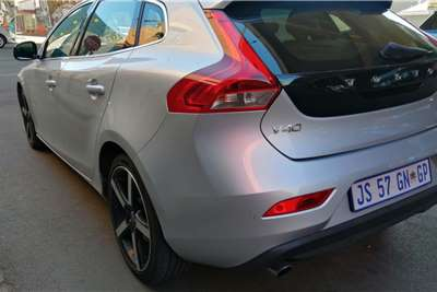 Used 2014 Volvo V40 T4 Excel auto