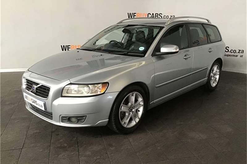 Volvo V50 D5 Geartronic 2008