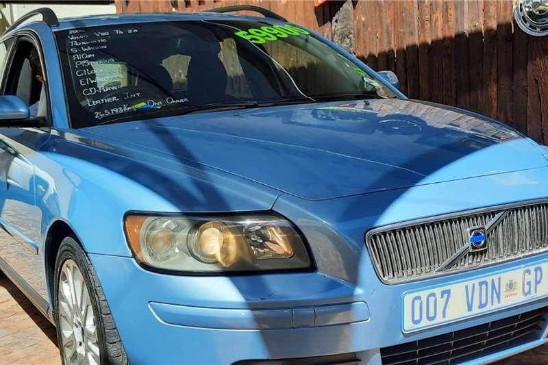 Used 2004 Volvo V50 T5