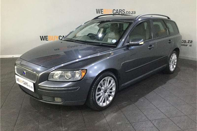 Volvo V50 T5 Geartronic 2006