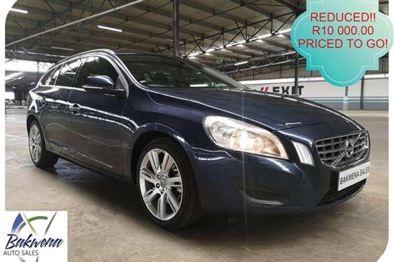 Volvo V60 2.0T Powershift 2011
