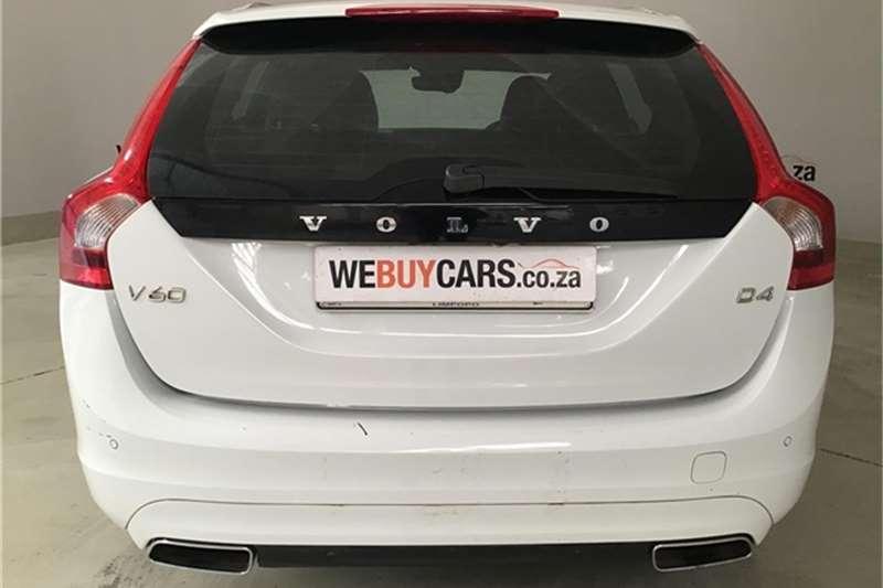2015 Volvo V60 D4 Elite auto